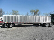 New Aluminum Grain Trailer